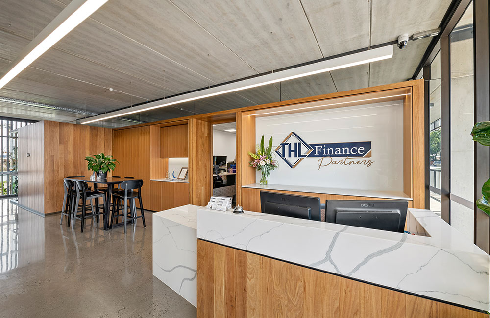 Thl Finance Front Desk