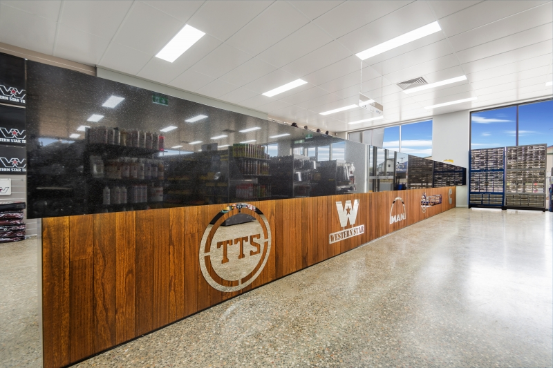 Tts Reception Area