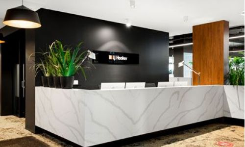 LJ Hooker Real Estate Toowoomba takes the leap into their new state of the art facility